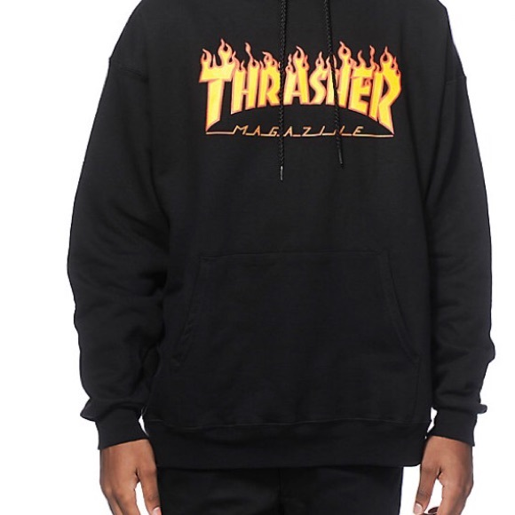 Zumiez Other - Brand new Zumiez Thrasher sweatshirt